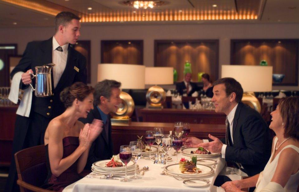 Queens grill, Cunard