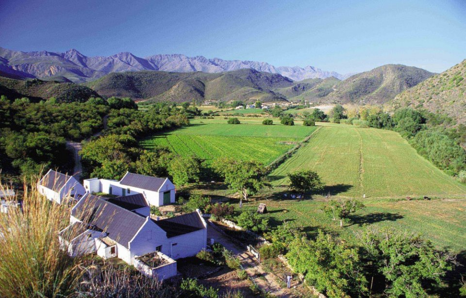 Oudtshoorn, Western cape, South-Africa
