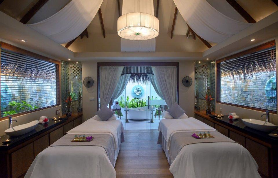 Serenity Spa, Baros Maldives