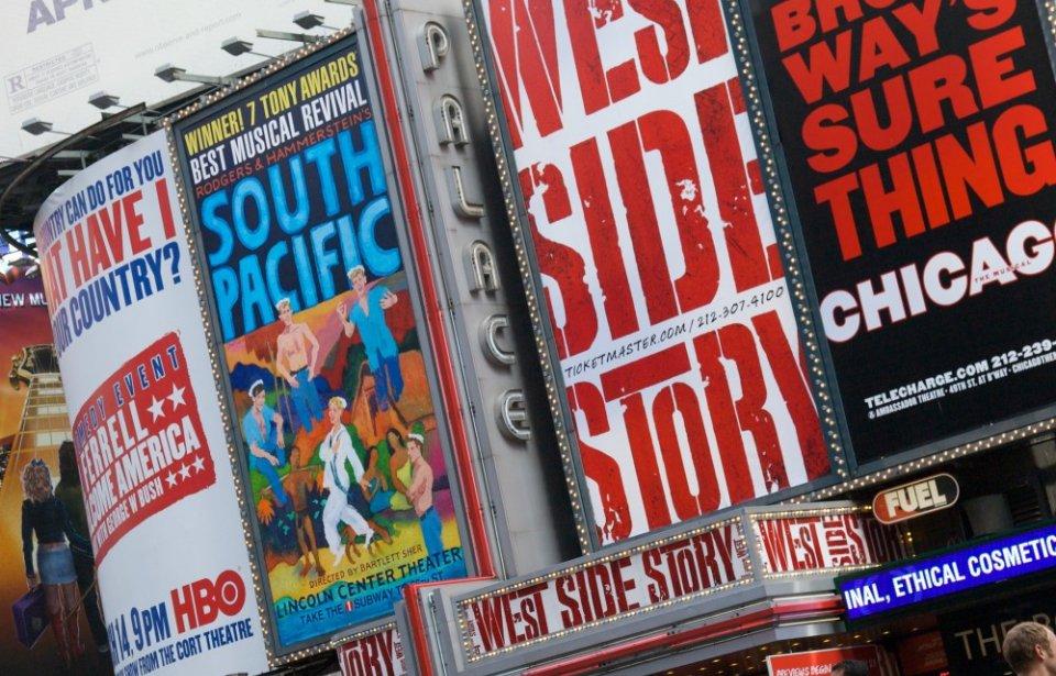 Broadway, USA