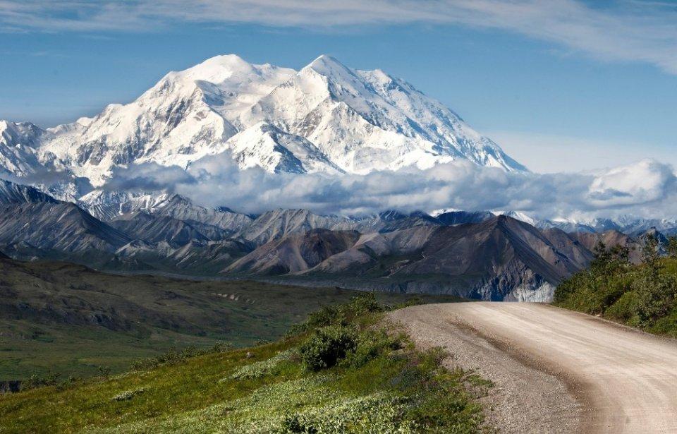 Vuoristo, Alaska