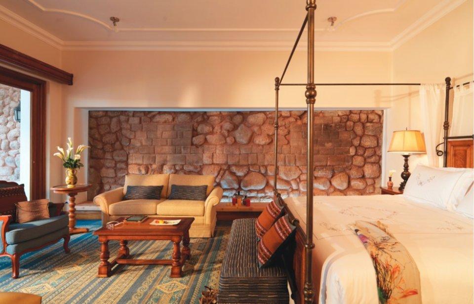 Palacio Nazarenas hotel, Cusco