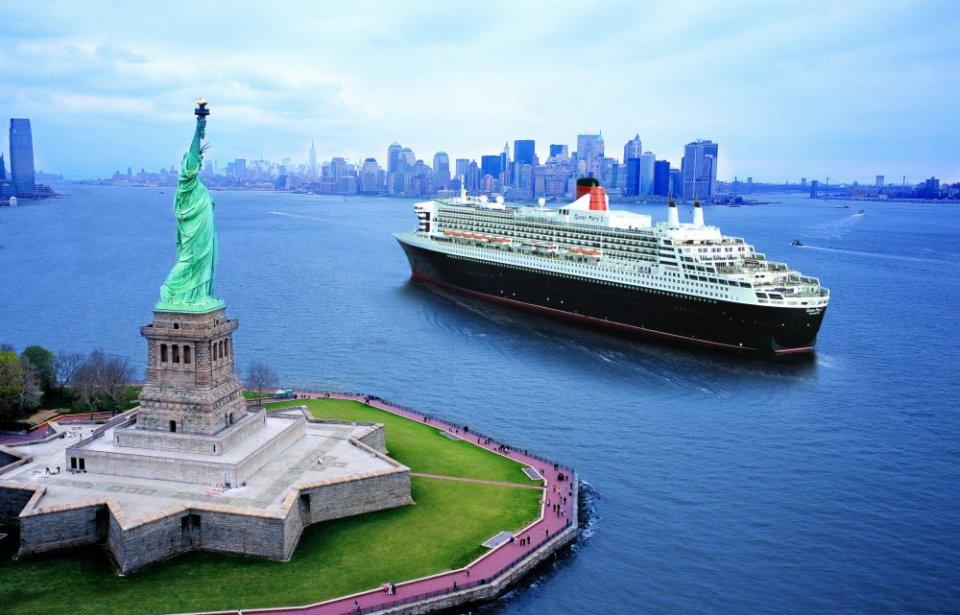 Atlantin yli menneen maailman tyylillä | Matkatarjous | matkatoimisto Aktiv-Resor