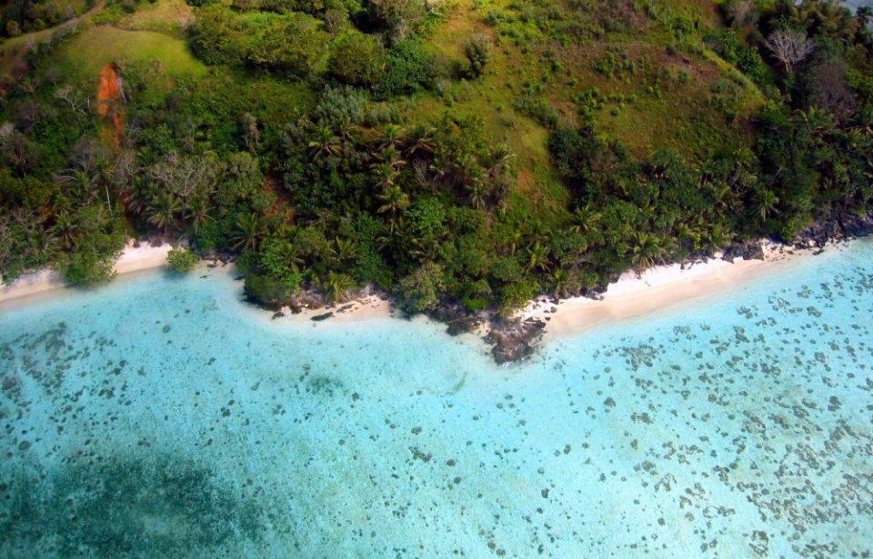 Sainte Marie Lagoon, Madagaskar
