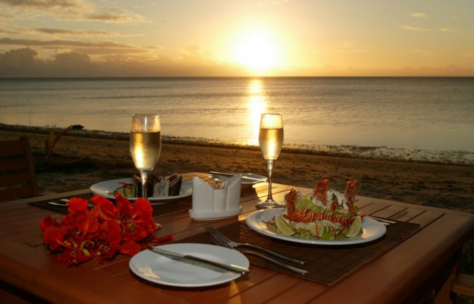 Matamanoa Sunset Dinner
