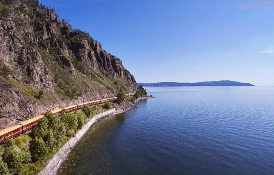 Trans-Siperian junamatka