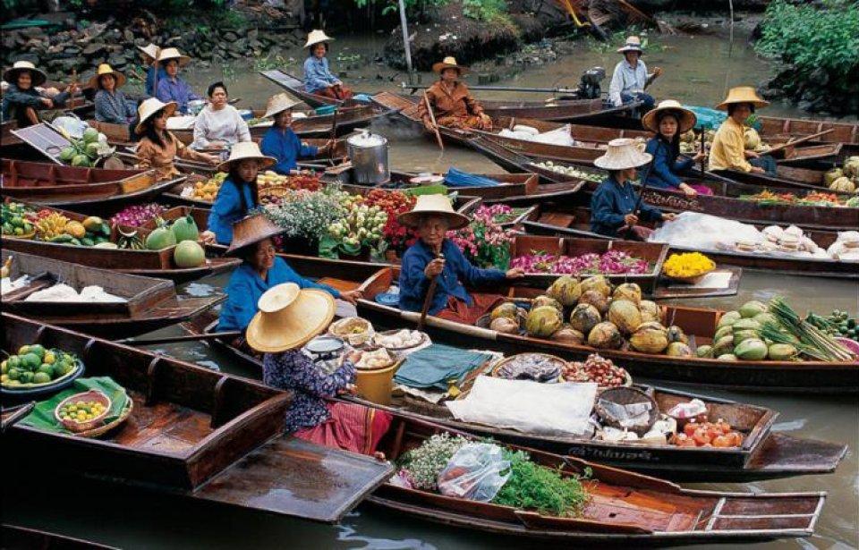 Aasia, thaimaa