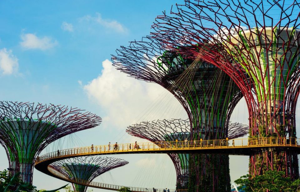 Singaporen matkat | matkatoimisto Aktiv-Resor