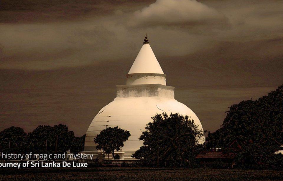 Sri Lankan nähtävyydet