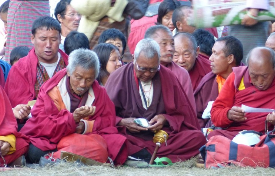 Munkkeja, Bhutan