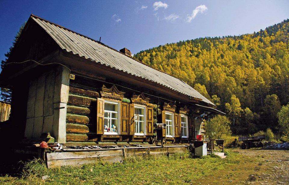 Siperialainen kylä