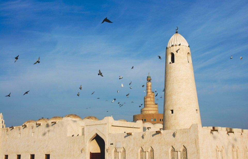 Moskeija, Qatar