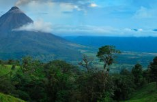 Arenalin tulivuori, Costa Rica
