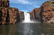 King George River, Kimberley, Australia