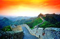 Kiina, Peking, Kiinan muuri