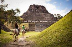 Belize, Jukatanin niemimaa, valliriutat, unescon maailmanperintökohde