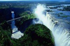 Victoria falls, Sambia, Zimbabwe