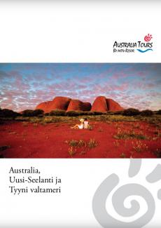 Australia, Uusi-Seelanti ja Tyyni valtameri 2019-2020