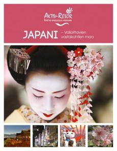 Japani - Valloittavien vastakohtien maa