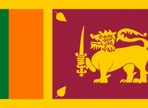 Sri Lankan lippu