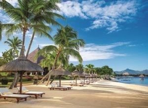 Oberoi Mauritius ranta