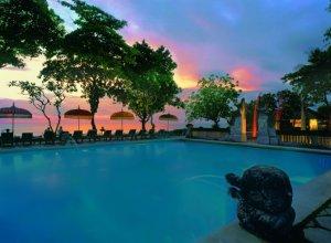 Allasalue, Oberoi Beach Resort Bali