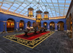 Palacio del Inka a luxury Collection hotel, Cusco, Peru