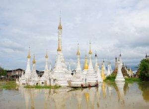 Myanmarin buddhalaiset temppelit
