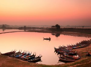 Klassinen Myanmar, Myanmarin matkat