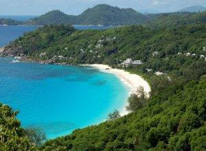 Intendance beach, Seychellit