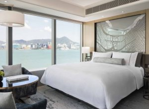 Harbourfront room, Hong Kong