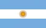 Argentiinan lippu