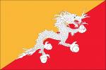 Bhutanin lippu