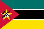 Mosambikin lippu