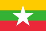 Myanmarin lippu