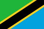 Tansanian lippu