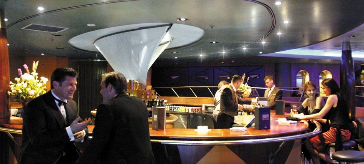 Baaritunnelmaa, Cunard