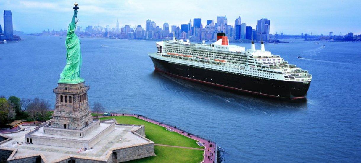 Vapaudenpatsas, Cunard