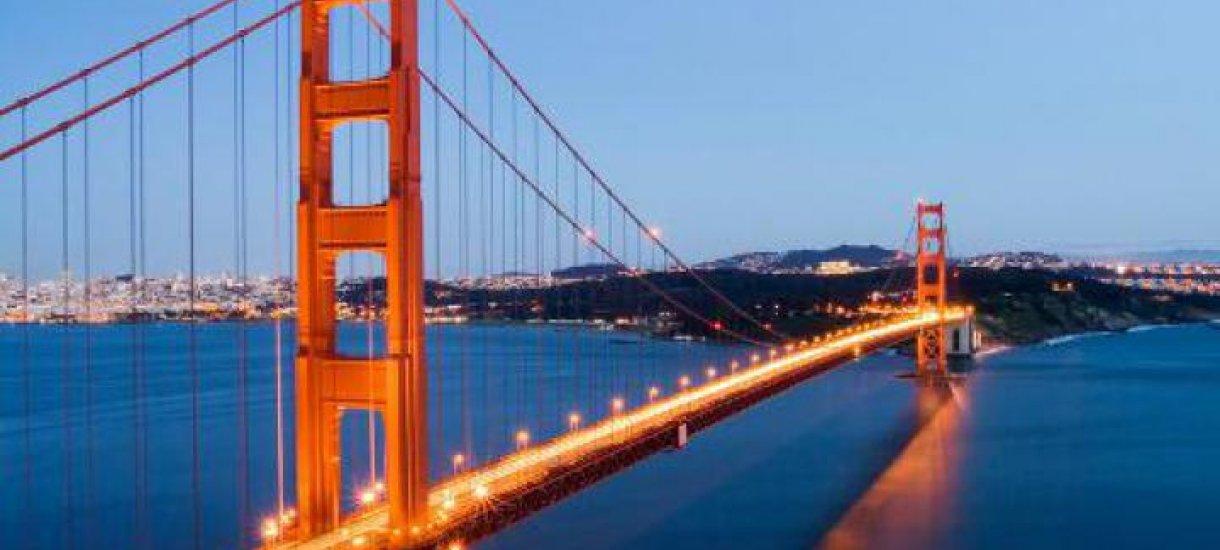 Golden Gate Bridge, St. Francisco
