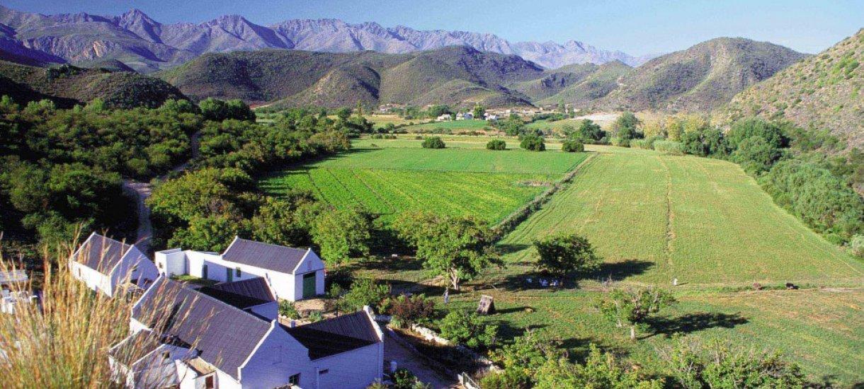 Oudtshoorn, Western cape, South-Africa