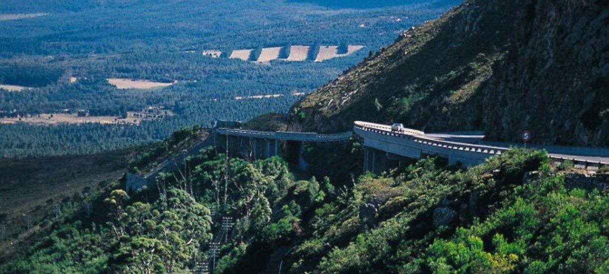 Du toits kloof pass, Etelä-Afrikka