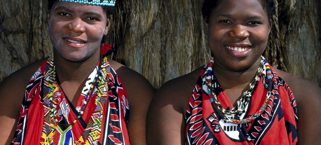 Etelä-Afrikan asuja
