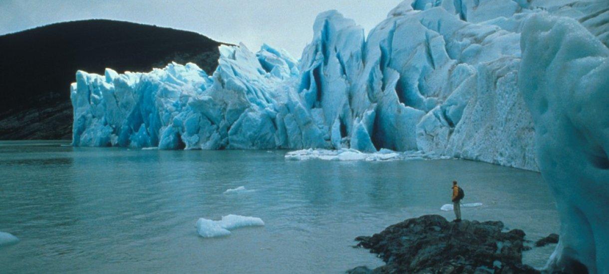 Perito Morenon jäätikkö, Argentina