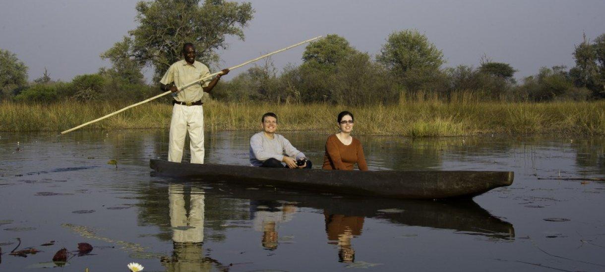 Safarilla Botswanassa