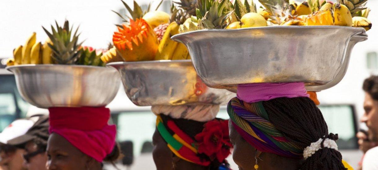 Traditioita Kolumbiasta