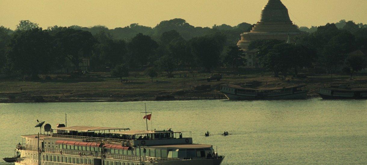 Myanmarin jokiristeily