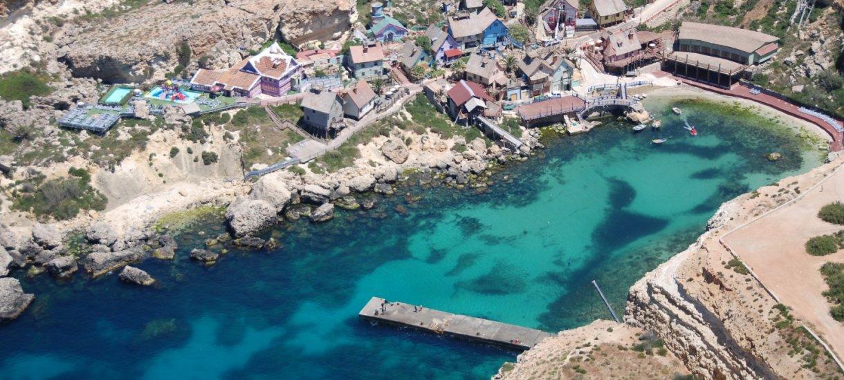 Malta maisemat