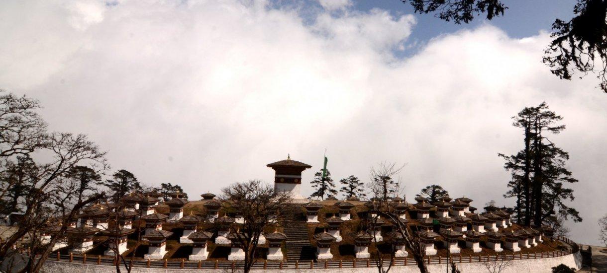Dochu la, Bhutan