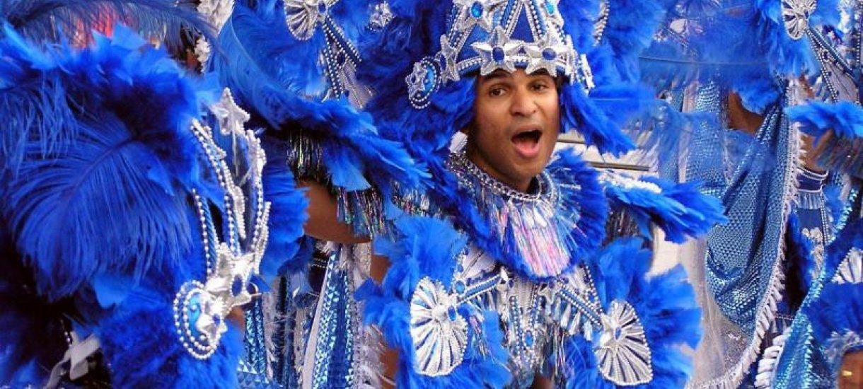 Rio de Janeiro karnevaali