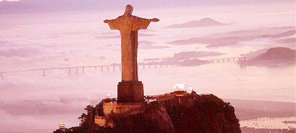 Kristus patsas, Rio de Janeiro